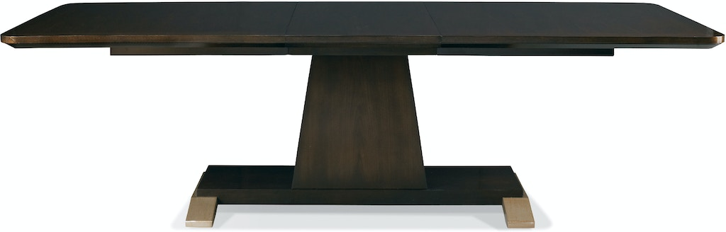 Hickory White Dining Room Tyler Dining Table 440 13