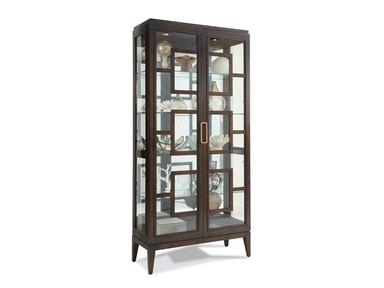 Hickory White Rhodes Curio Cabinet 440-41