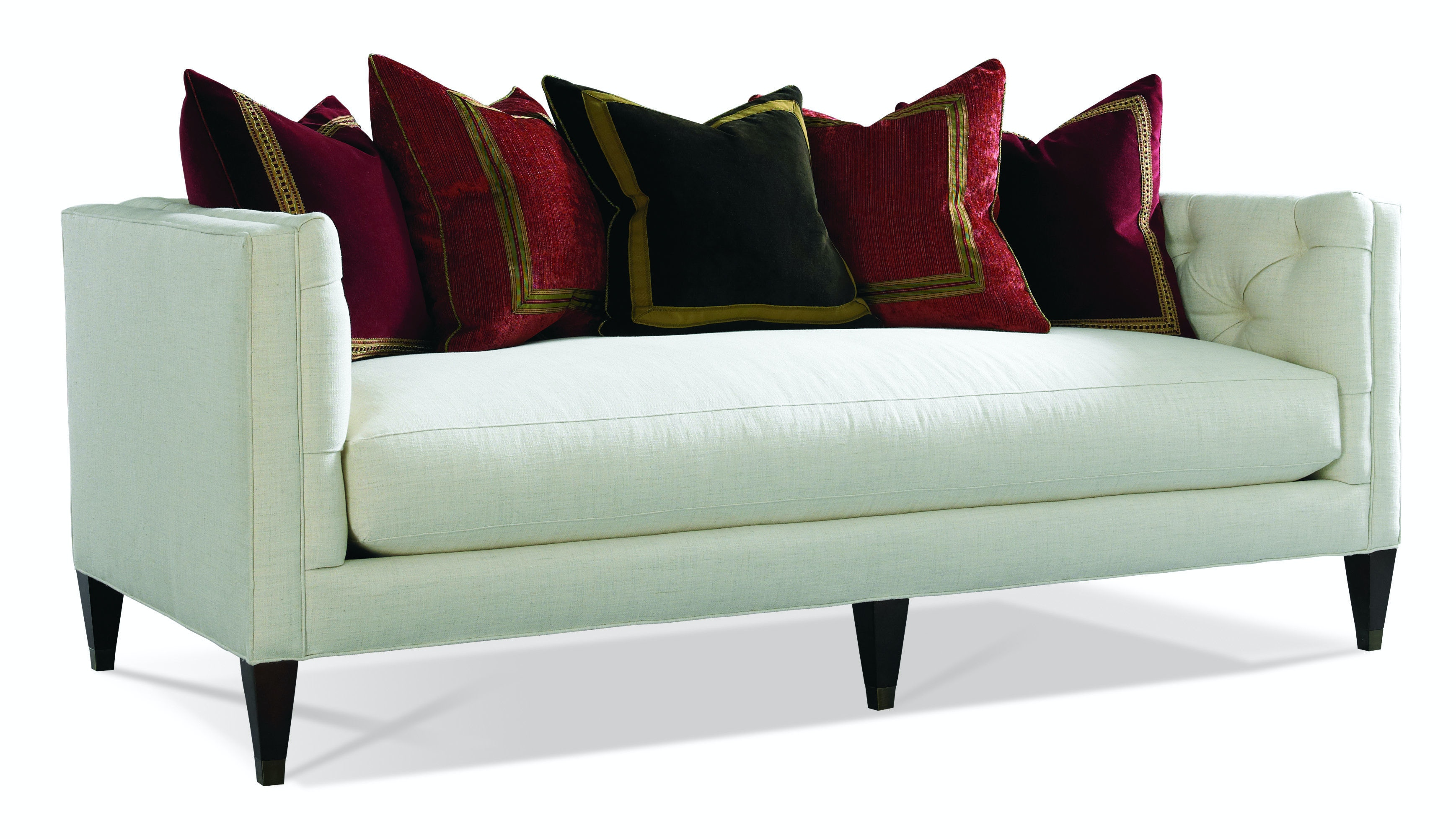 Hickory White Sofa 4422 05