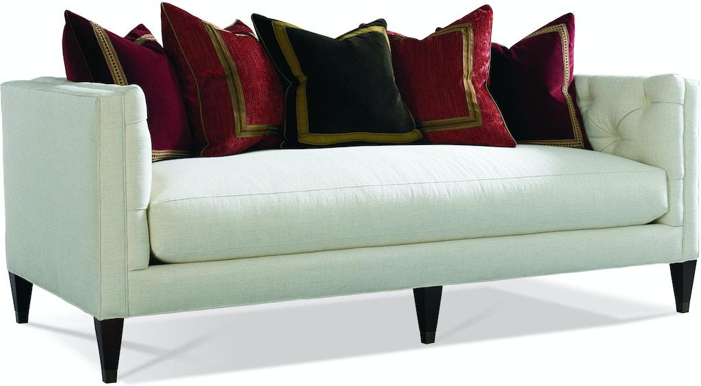 Super Hickory White Living Room Sofa 4422 05 Louis Shanks Machost Co Dining Chair Design Ideas Machostcouk