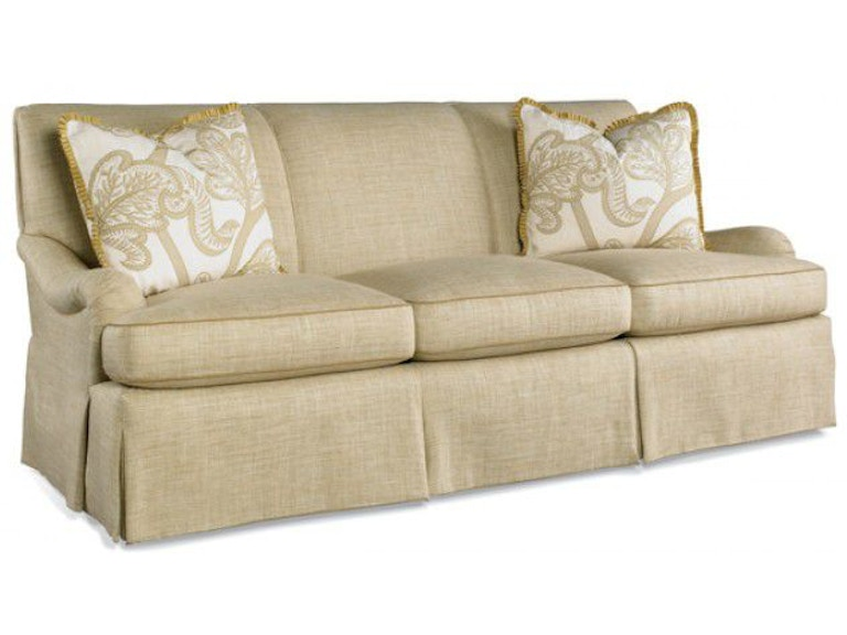 Hickory White Living Room Sofa 4605 05 Toms Price Furniture