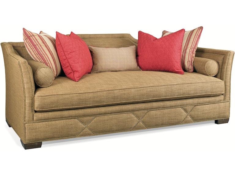 Hickory White Sofa 4822 05