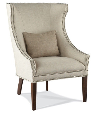 4860 01. Fully Upholstered Chair