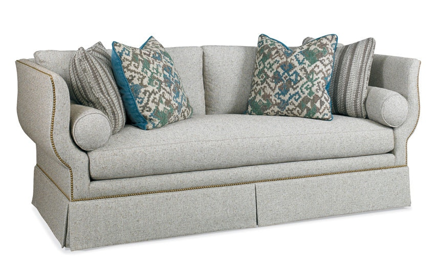Hickory White Living Room Sofa 4871 05X At Cherry House Furniture