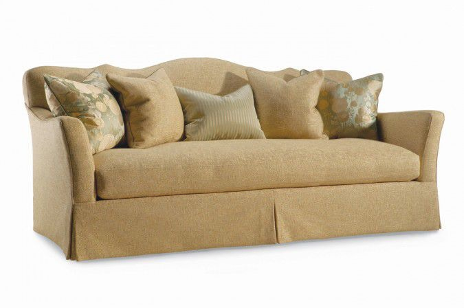 Hickory White Sofa 4877 05