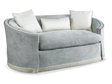 Hickory White Settee 5106-04