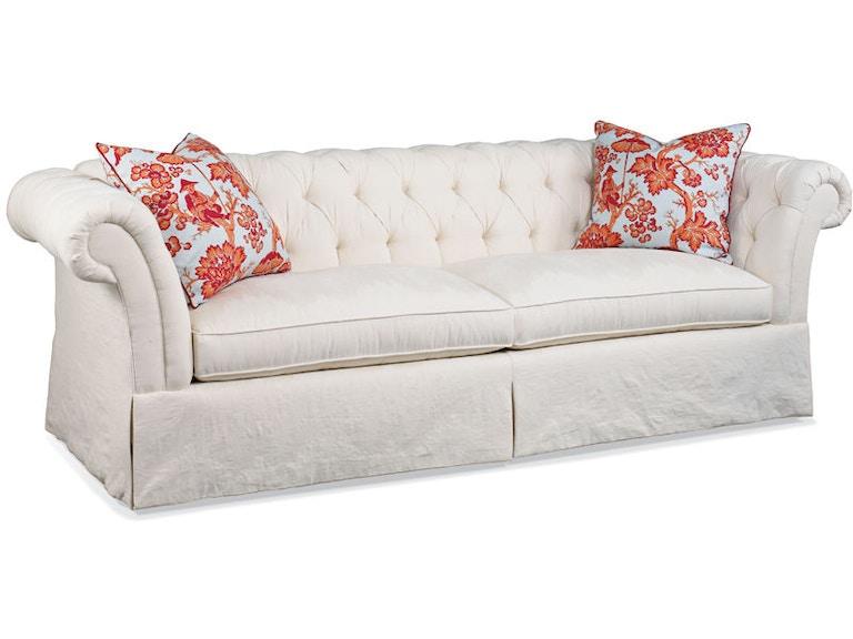 Enjoyable Hickory White 5302 05 Living Room Sofa Machost Co Dining Chair Design Ideas Machostcouk