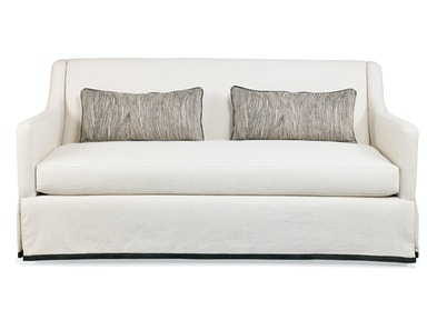 Hickory White Loveseat 5304-04