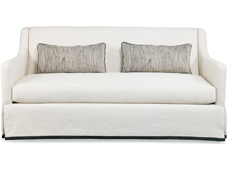 Hickory White Living Room Loveseat 5304 04 Saxon Clark Furniture