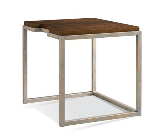 Hickory White End Bunching Cocktail Table HQ53327 From Walter E. Smithe  Furniture + Design
