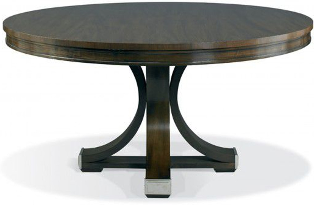 dining room furniture houston tx | Hickory White Dining Room Round Dining Table 550-03_552-14 ...