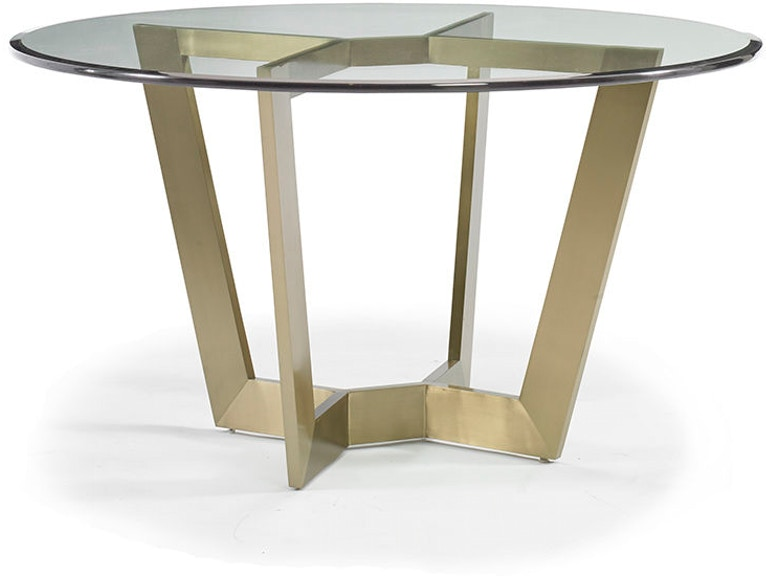 Hickory White Marc Metal Table Base 550 07 Gl 54