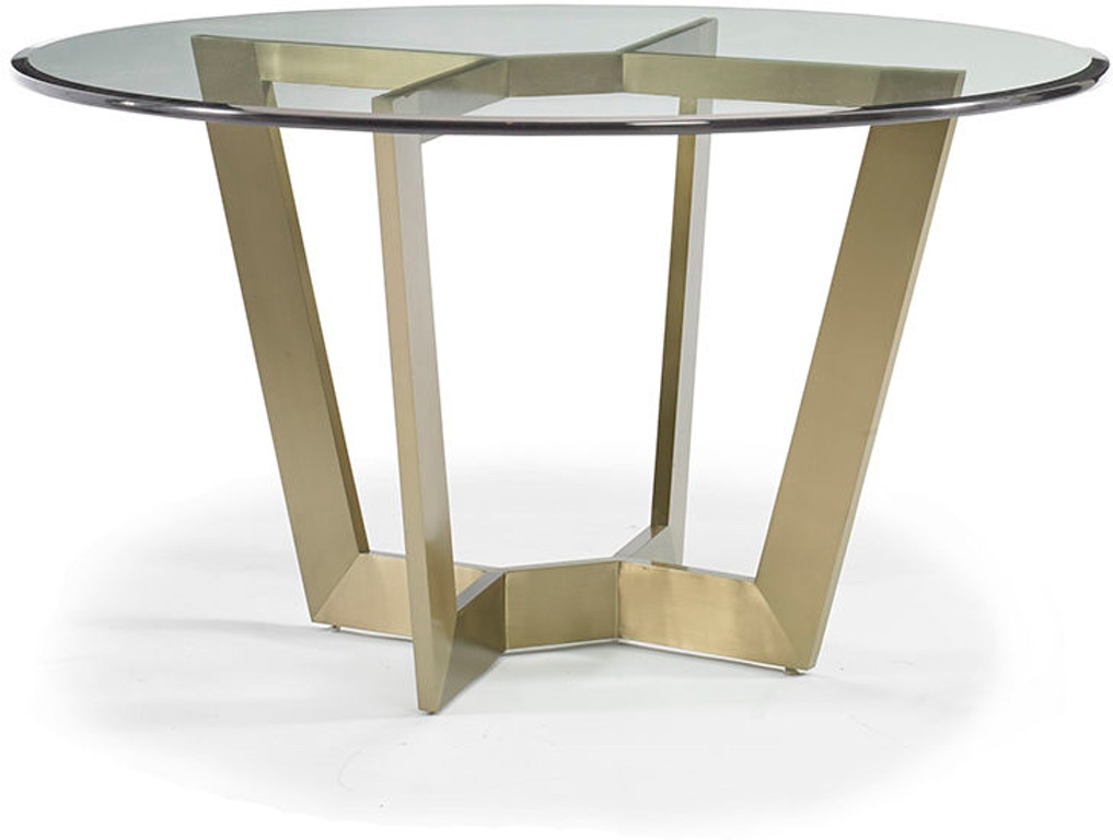 Hickory White Dining Room Marc Metal Table Base 550 07 Gl 54