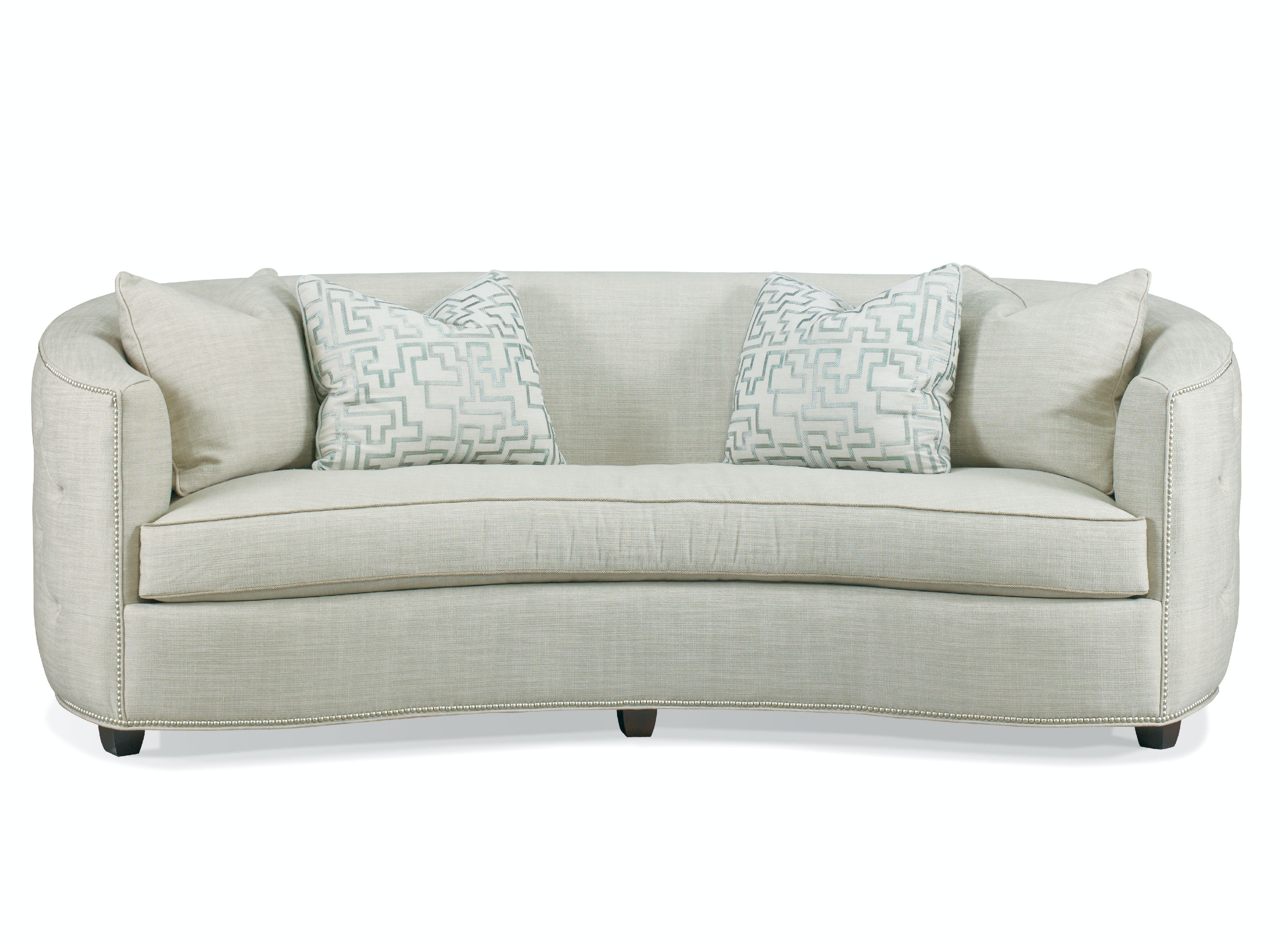 Hickory White Sofa 5504 05