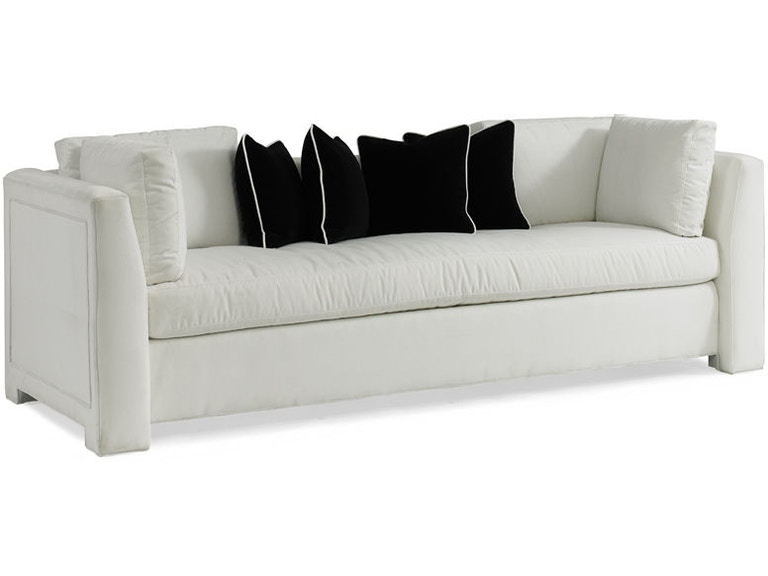 Fine Hickory White Living Room James Sofa 5905 05 Von Hemert Machost Co Dining Chair Design Ideas Machostcouk