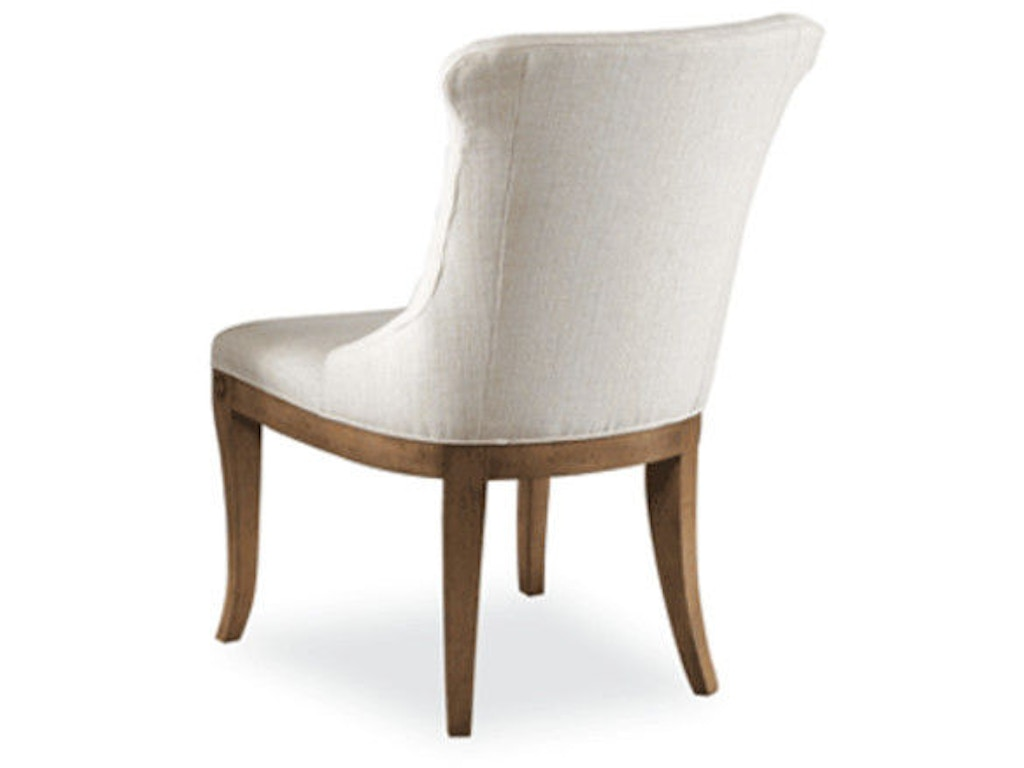 Hickory White Dining Room Upholstered Side Chair 631 66