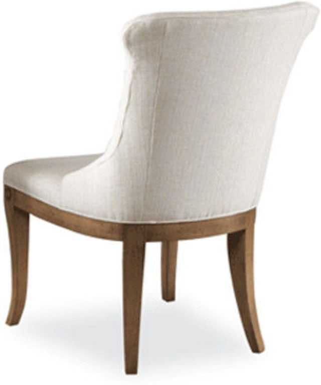 Hickory White Dining Room Furniture: Hickory White Dining Room Upholstered Side Chair 631-66