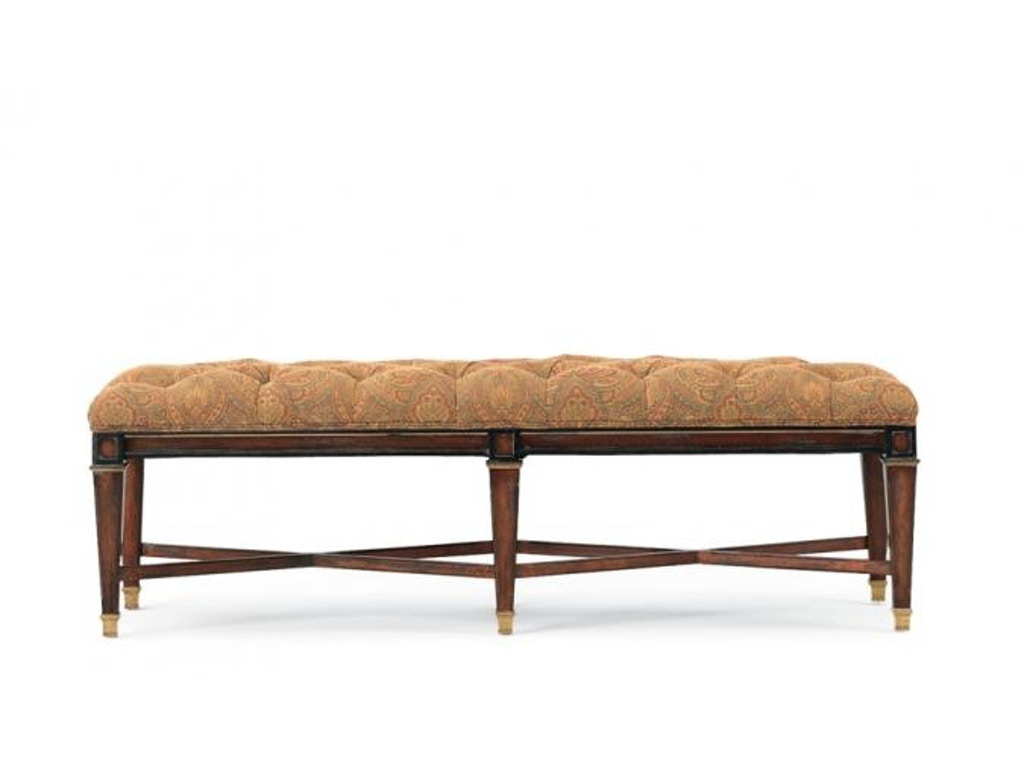 Living Room Bench 735-81 At Greenbaum Interiors