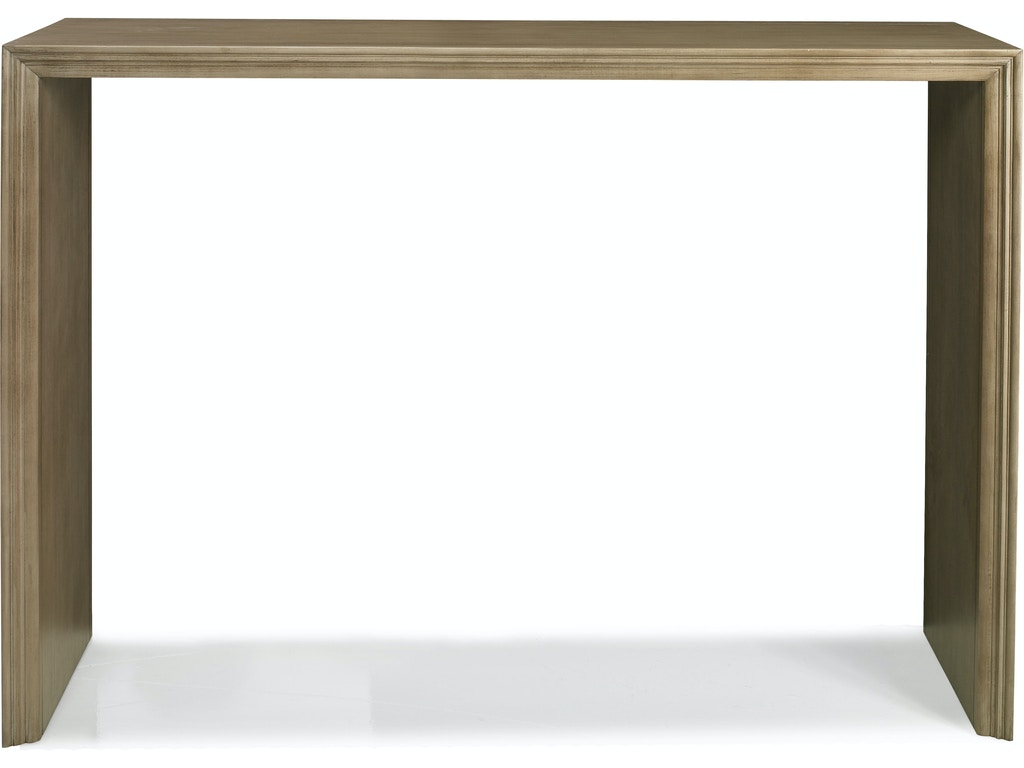 Hickory white bar and game room renzo bar table 904 52 for Table 52 prices