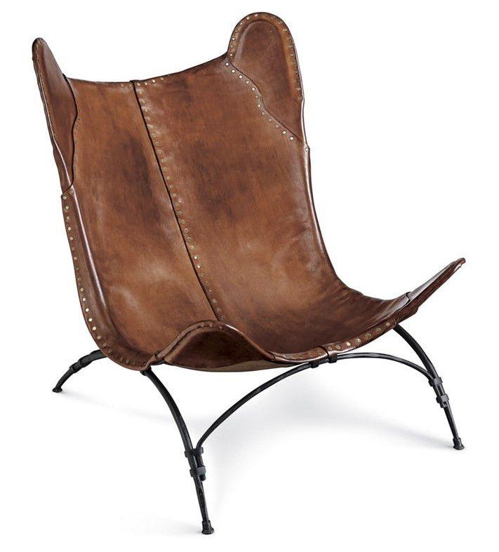 Ralph Lauren New Safari C& Chair 056-03  sc 1 st  Studio 882 & Ralph Lauren Living Room New Safari Camp Chair 056-03 - Studio 882 ...