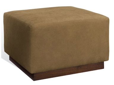 Ralph Lauren Modern Hollywood Ottoman 243-04