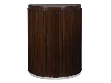 Ralph Lauren Penthouse Suite Fluted Commode - Penthouse Rosewood 35010-48