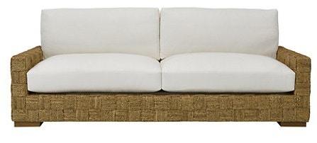 39000-01. Black Palms Woven Sofa. Ralph Lauren  sc 1 st  Henredon u0026 Schoener : ralph lauren sectional - Sectionals, Sofas & Couches