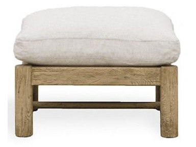 Ralph Lauren Post And Lintel Ottoman 39208-04