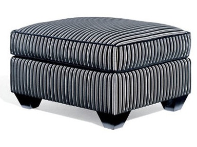 Ralph Lauren London Club Ottoman 661-04