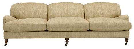 Ralph Lauren Somerville Sofa Deluxe Down Seat Cushions 878 01