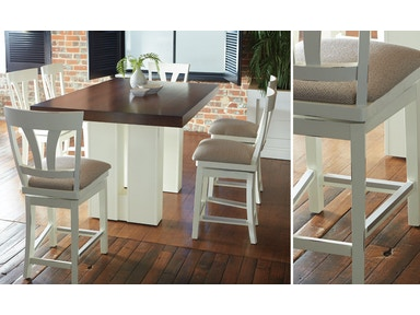 Bermex Bar Stool BSF-1208C-O24