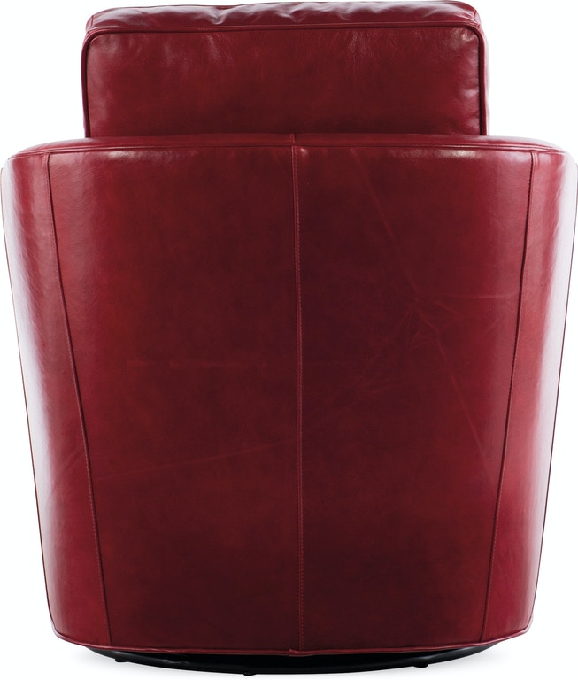 Bradington Young Living Room Blair Swivel Tub Chair 302