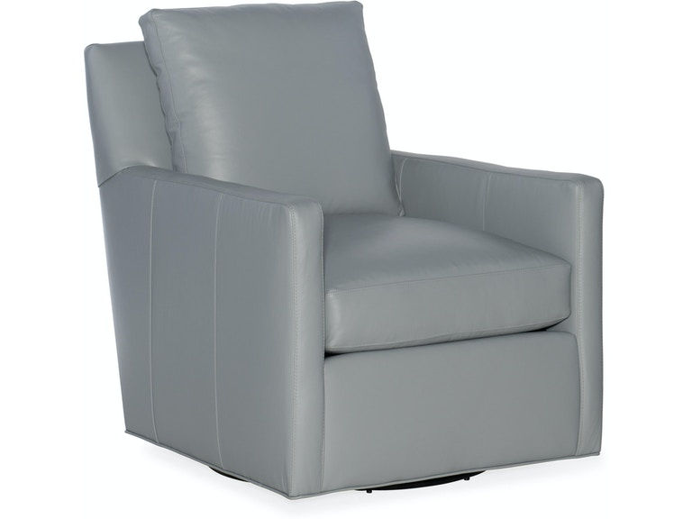 Bradington Young Jaxon Swivel Tub Chair 8 Way Tie 321 25sw