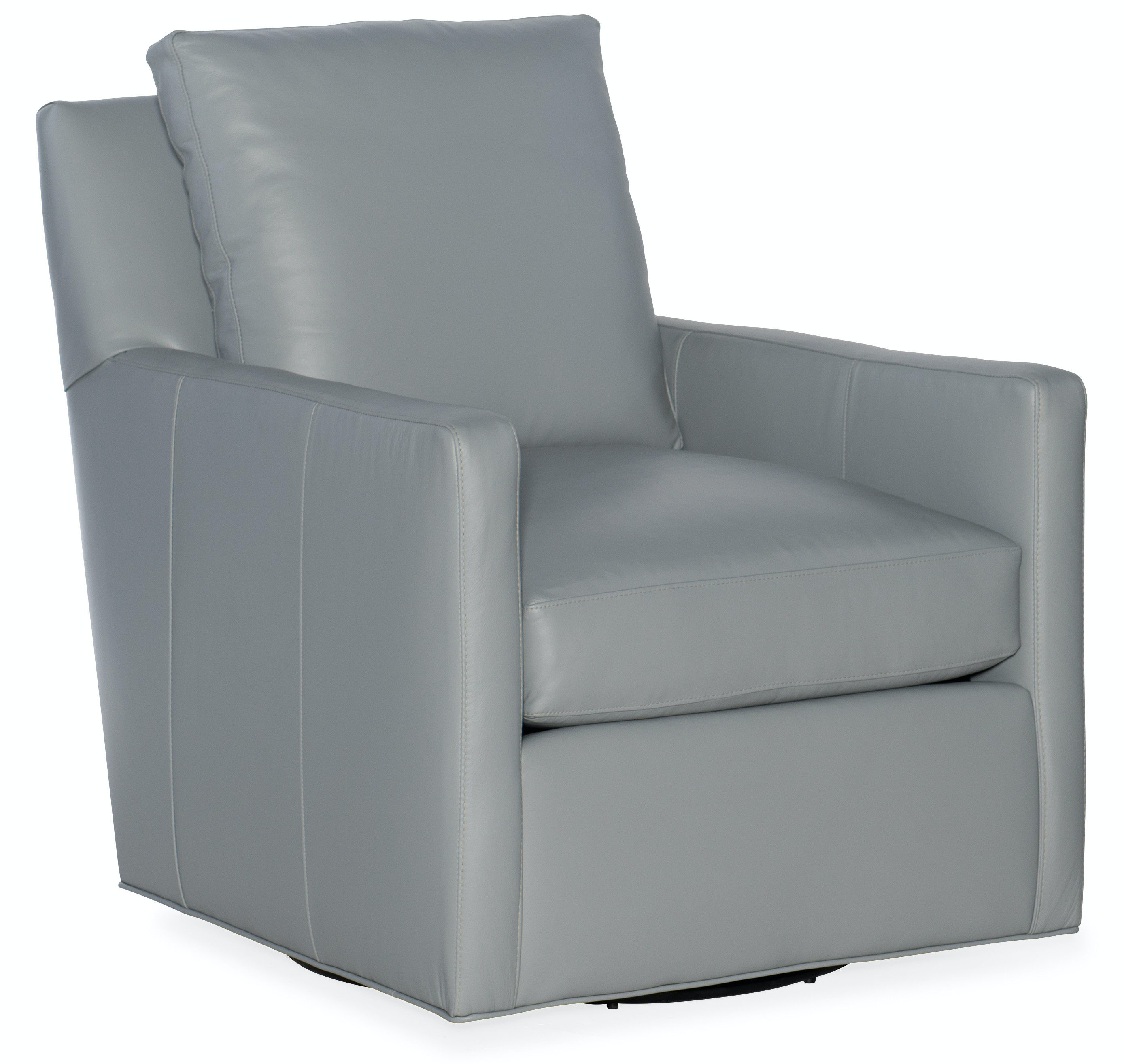 Bradington Young Jaxon Swivel Tub Chair 8 Way Tie 321 25SW