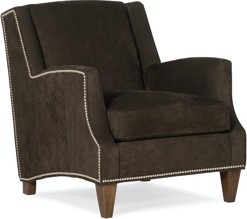 Bradington-Young Living Room Kane Stationary Chair 8-Way Tie