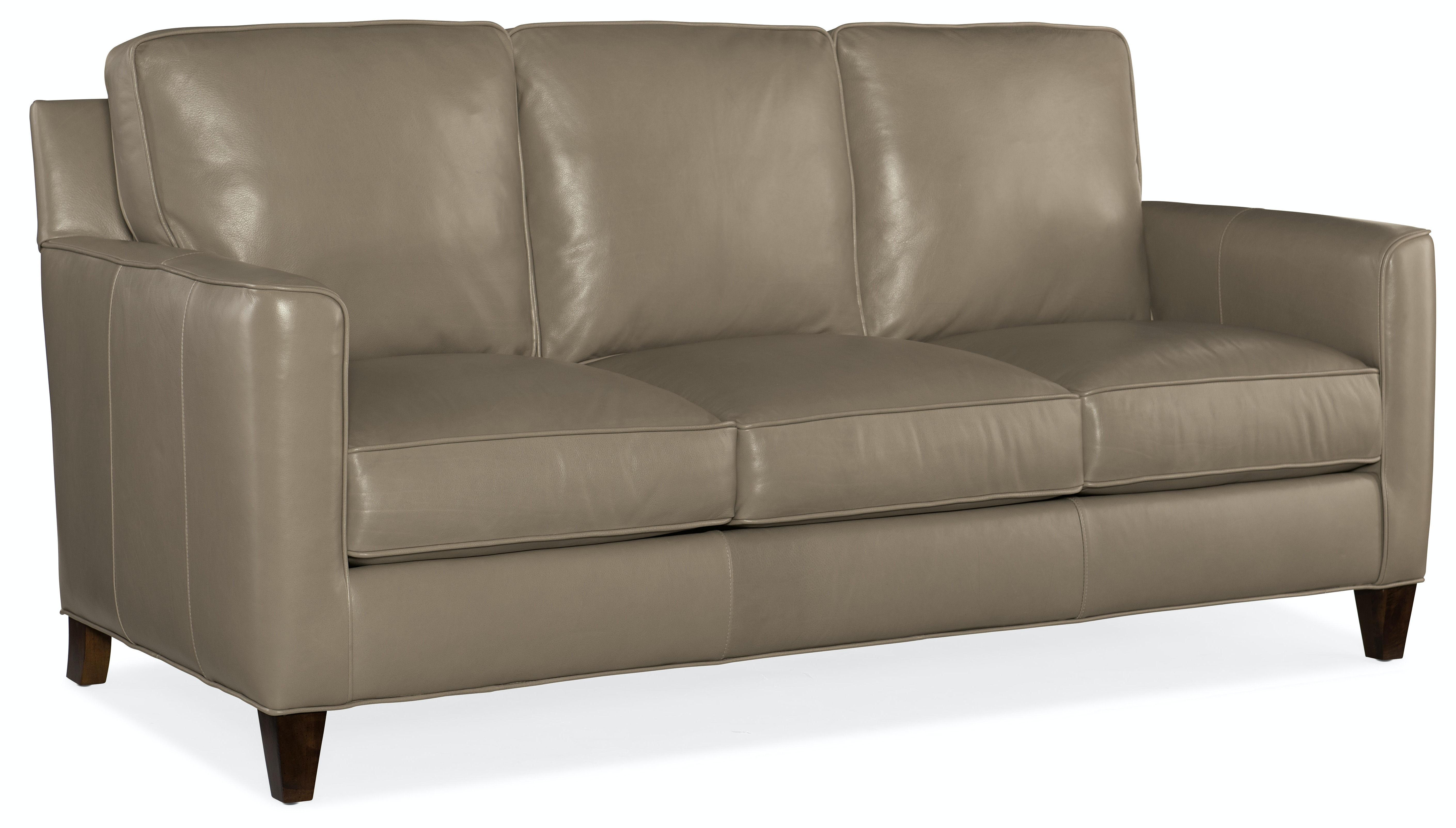 Bradington Young Living Room Yorba Stationary Sofa 8 Way Tie 508 95