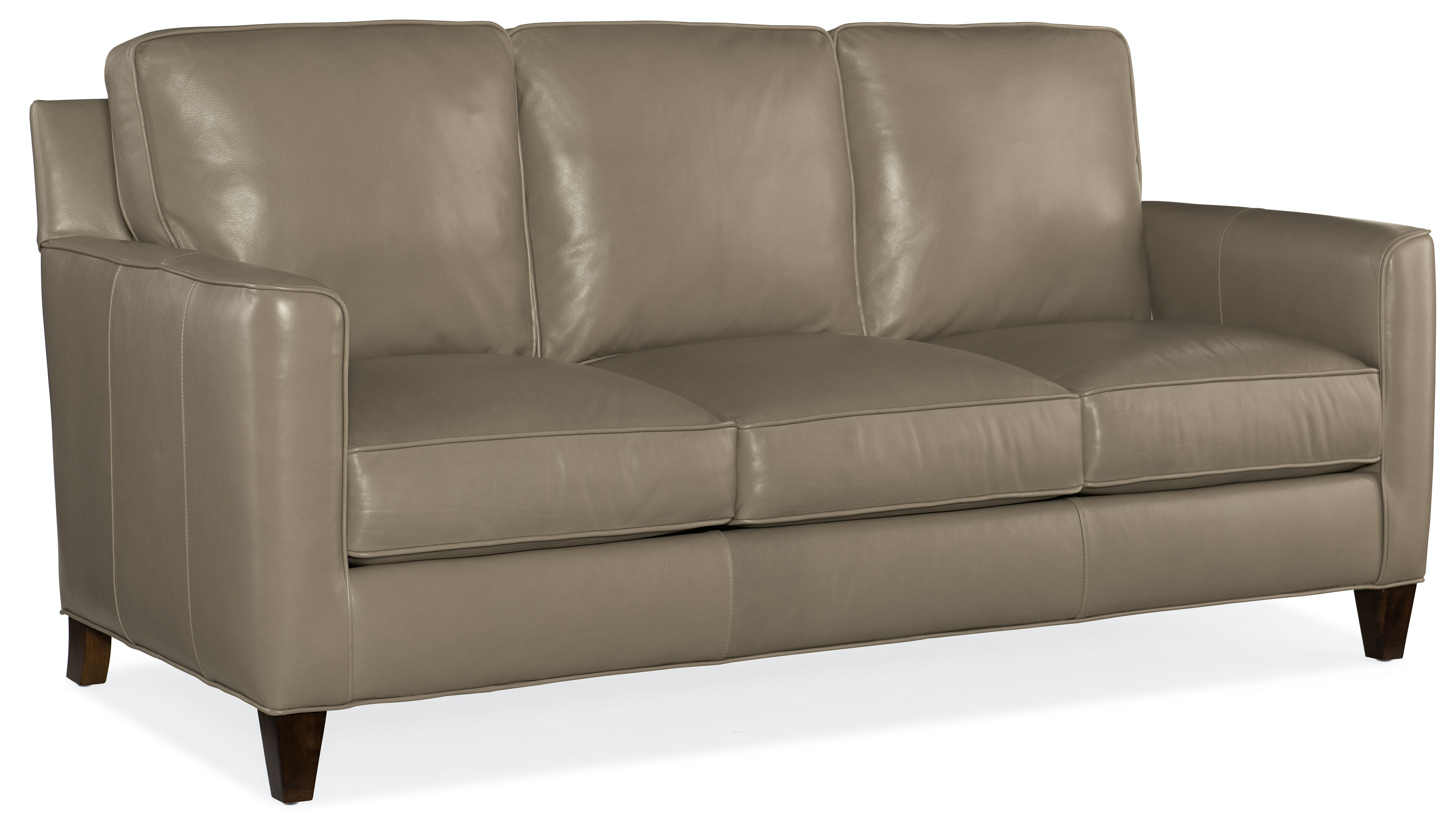 Beau Bradington Young Living Room Yorba Stationary Sofa 8 Way Tie 508 95   Bradington  Young   Hickory, NC