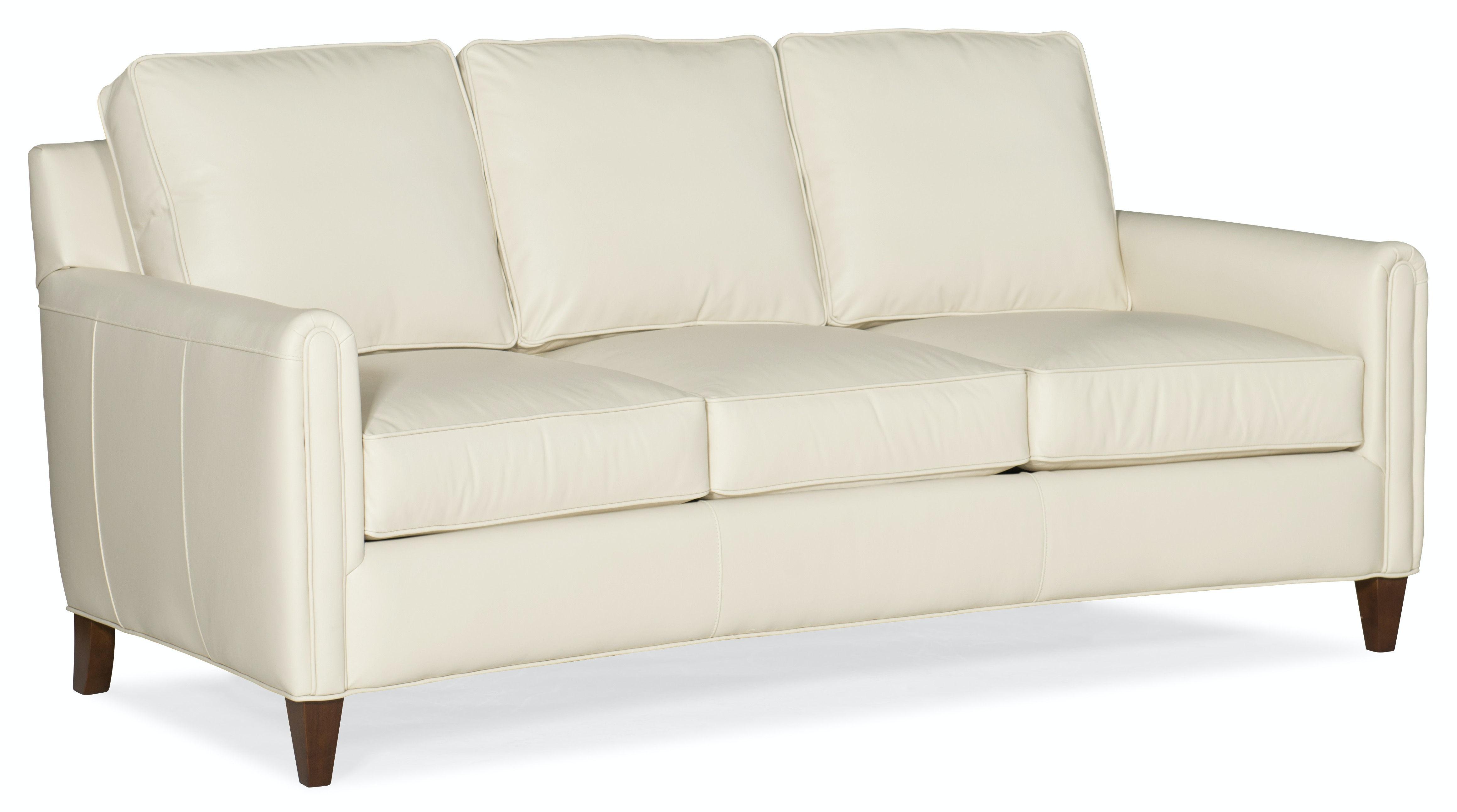 Bradington Young Living Room Weiss Stationary Sofa 8 Way Tie 513 95
