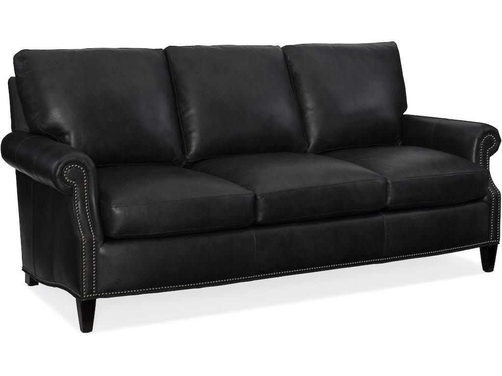 Bradington Young Living Room Rodney Stationary Sofa 8 Way