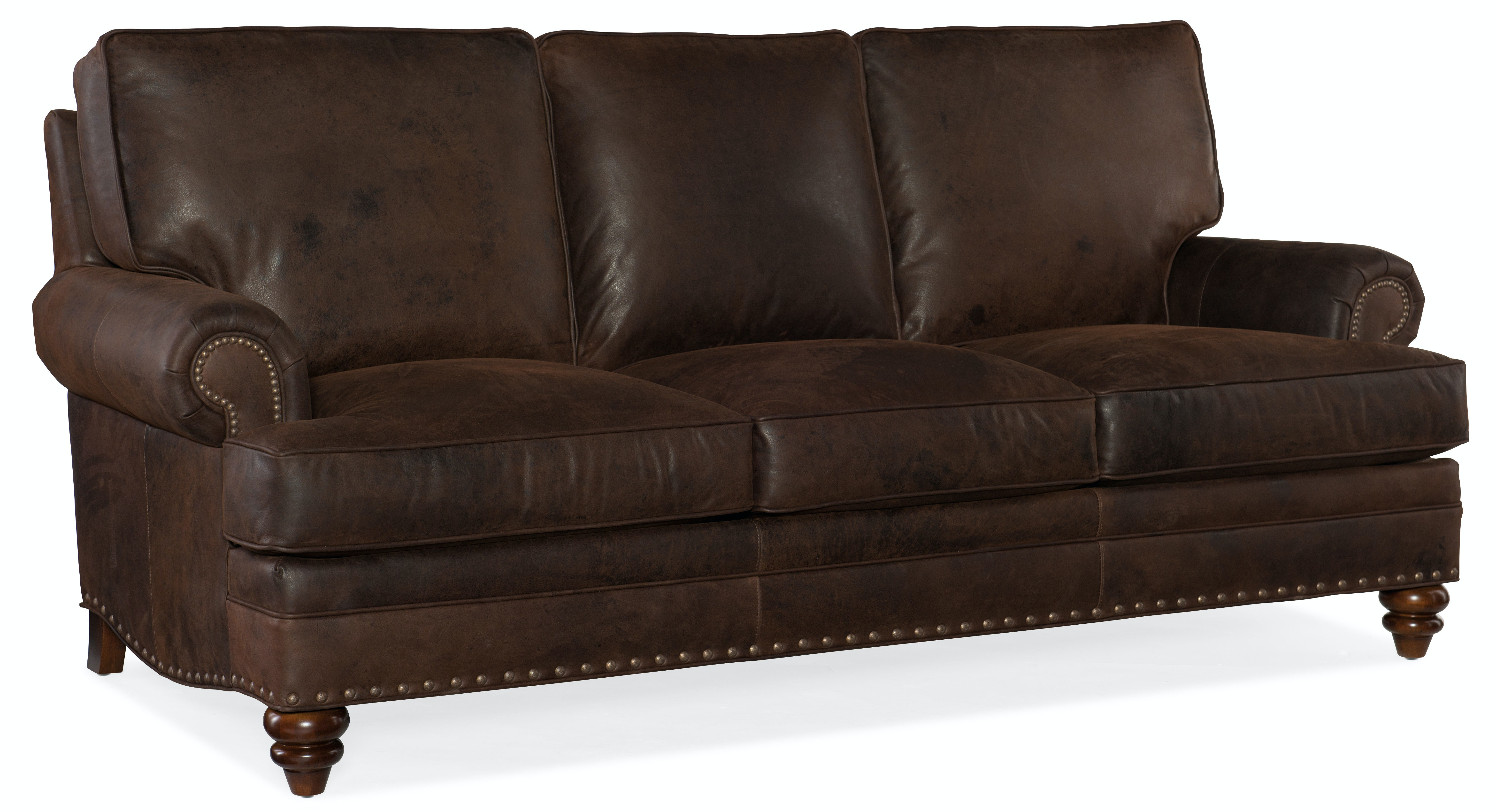 Bradington Young Carrado Stationary Sofa 8 Way Tie 780 95