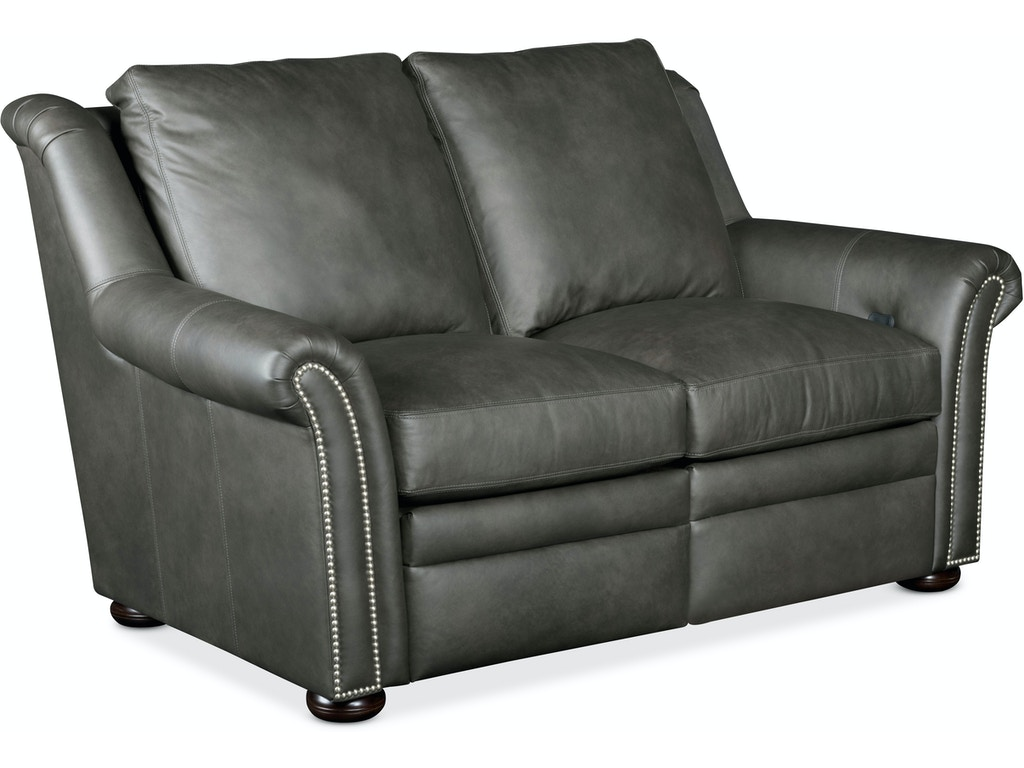 Bradington Young Living Room Newman Loveseat Full Recline At Both Arms 916 70 Bradington Young