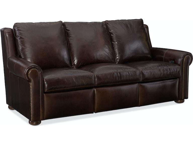 Bradington Young Whitaker Sofa Full Recline At Both Arms 920 90