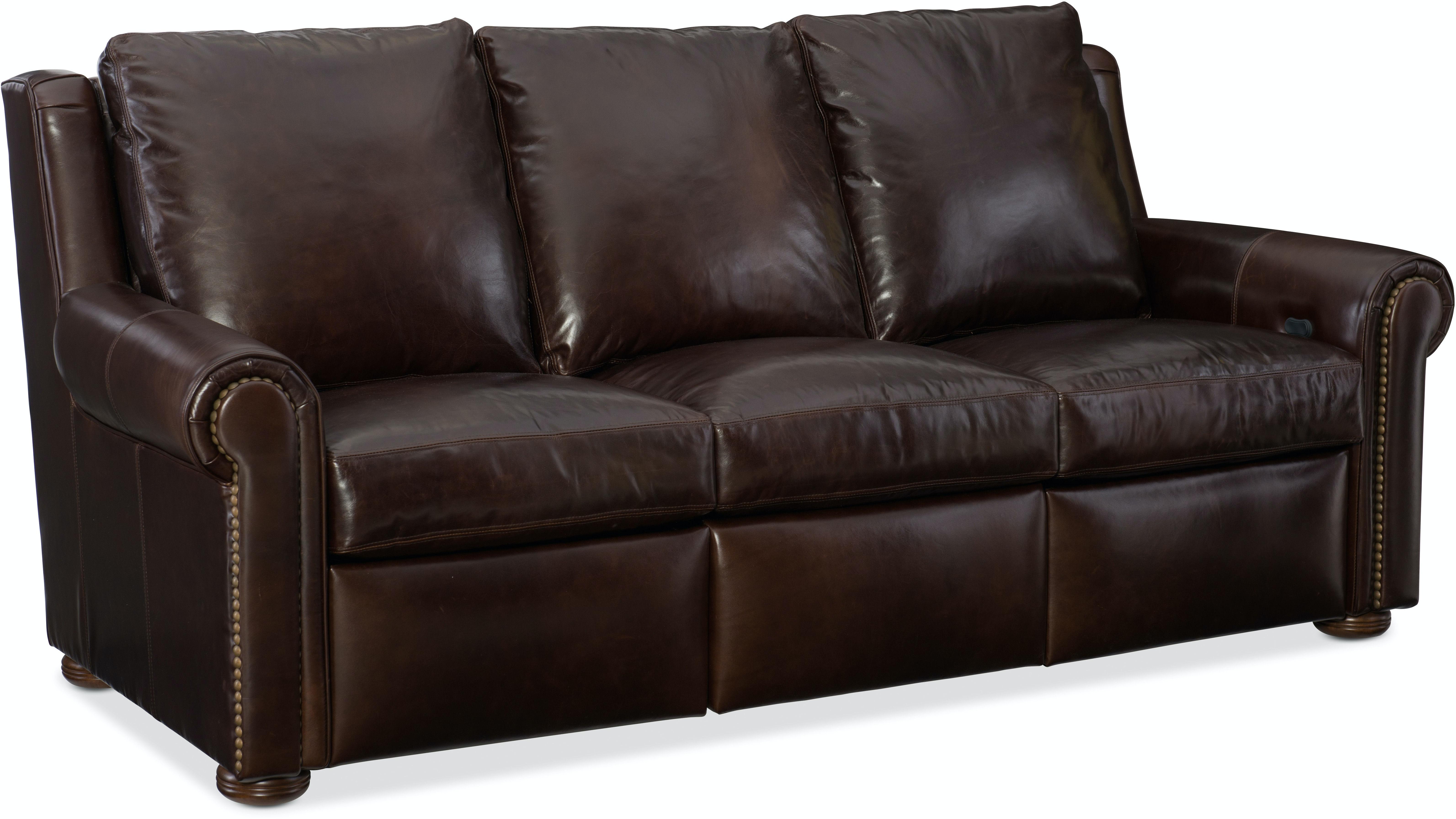 Bradington-Young Whitaker Sofa - Full Recline at both Arms 920-90