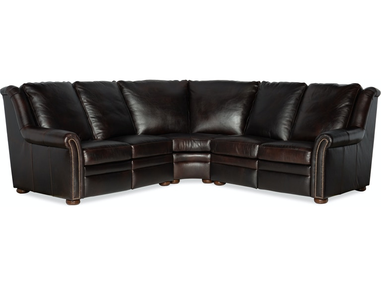 Bradington Young 969 Raven Sectional