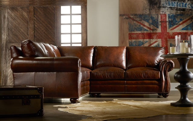 Beautiful 221 Sterling Sectional