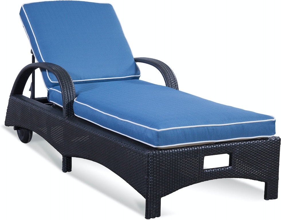 Braxton Culler Outdoor Patio Chaise 435 092 Seaside