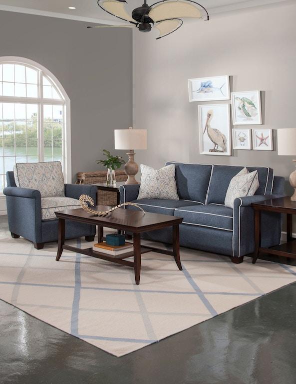 Braxton Culler Living Room Sullivan Loft Sofa 726 010