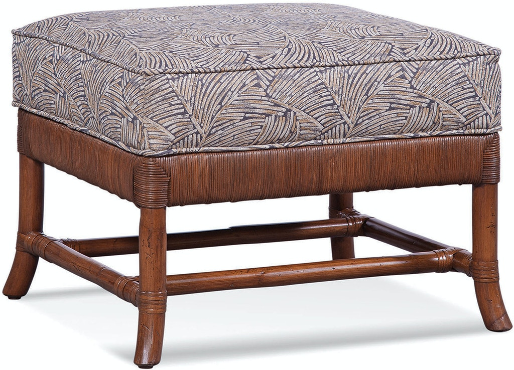 Braxton Culler Living Room Ottoman 1007 009 Zing Casual Living Naples And Fort Myers Fl