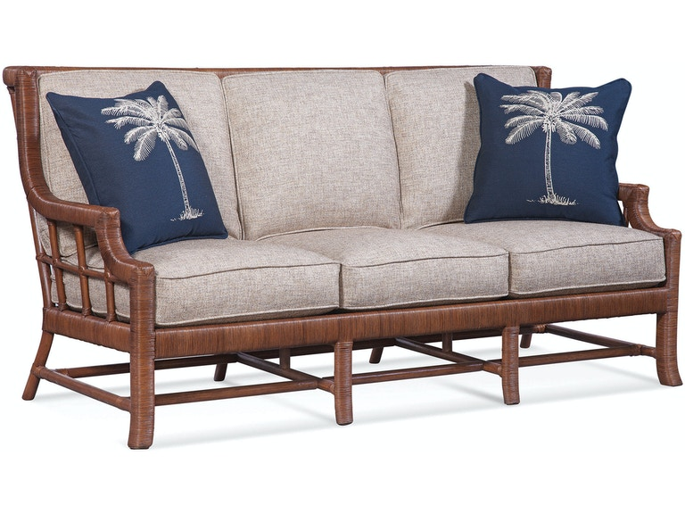 Braxton Culler Living Room Lafayette Three Cushion Sofa 1007 011