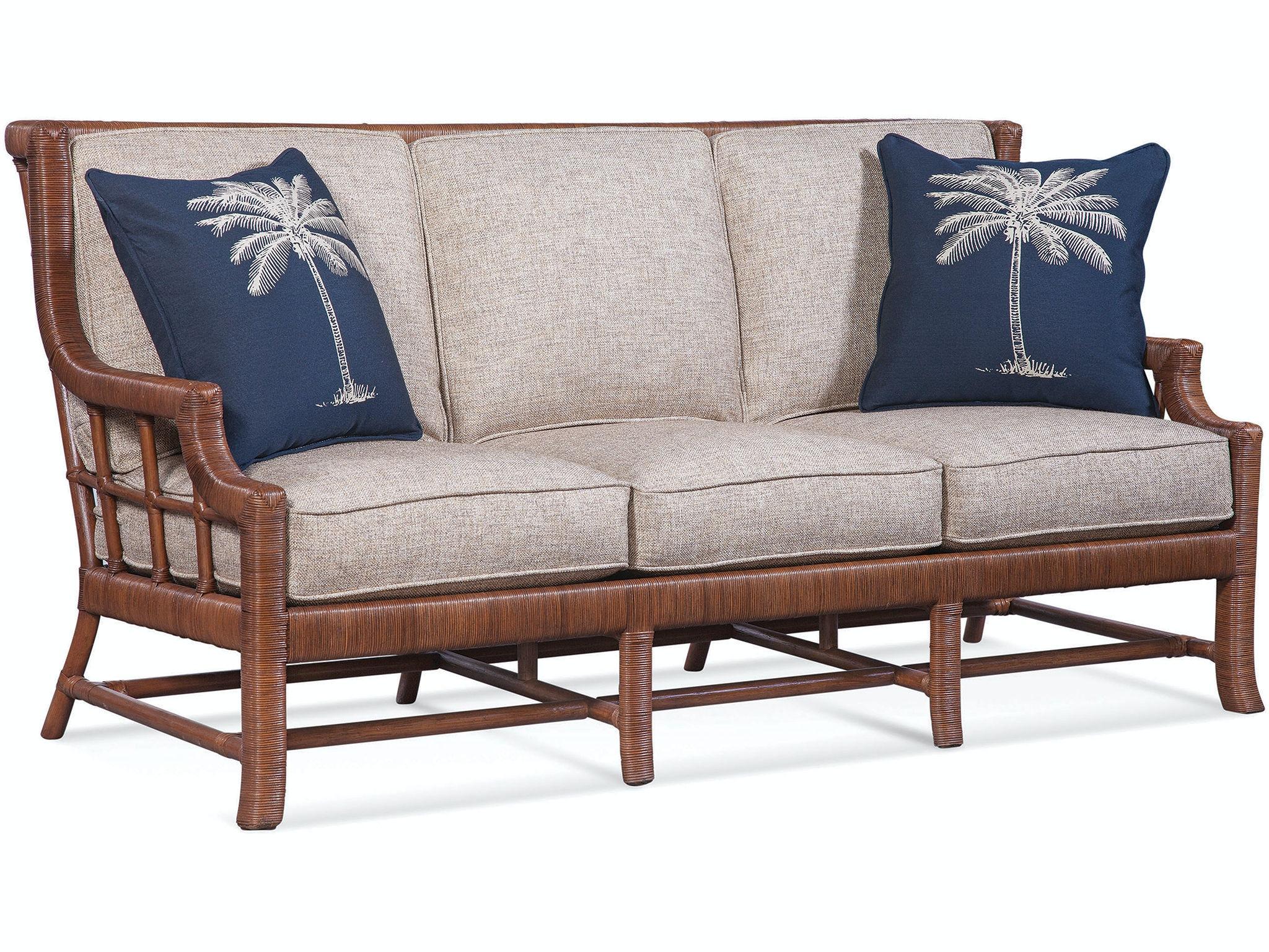 Braxton Culler Three Cushion Sofa 1007 011